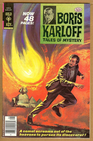 Boris Karloff Tales of Mystery #83 VF-