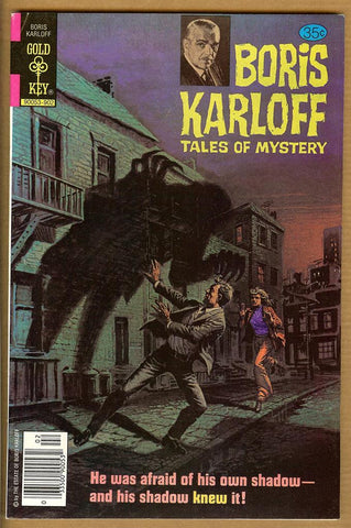Boris Karloff Tales of Mystery #89 VF