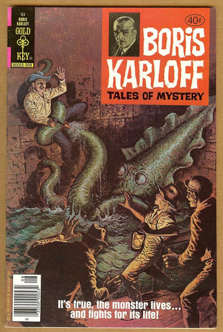 Boris Karloff Tales of Mystery #93 VF/NM