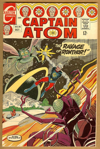 Captain Atom #88 F/VF