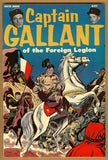 Captain Gallant VF/NM
