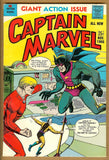 Captain Marvel (MF Enterprises) #4 F+