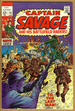 Captain Savage #10 VF-