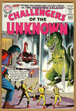Challengers of the Unknown #43 VF+