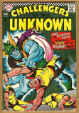 Challengers of the Unknown #57 VF-