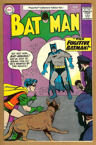 Batman #123 (Reprint) F