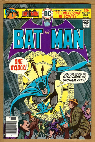 Batman #280 NM-