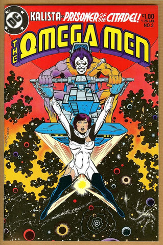 Omega Men # VF/NM