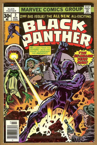 Black Panther #02 VF/NM