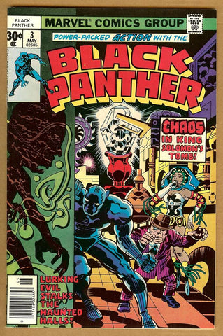 Black Panther #03 VF/NM