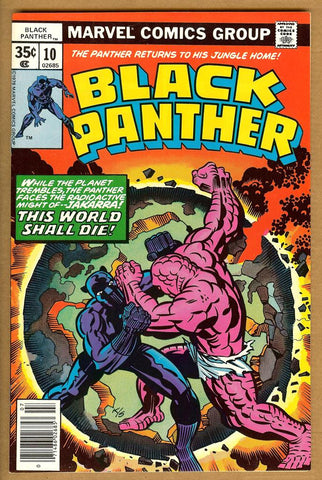 Black Panther #04 VF/NM