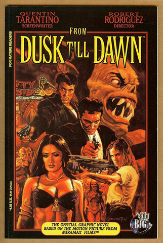 From Dusk Till Dawn Movie Adaptation NM-