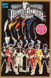 Mighty Morphin Power Rangers The Movie NM-