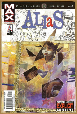 Alias #3 NM-