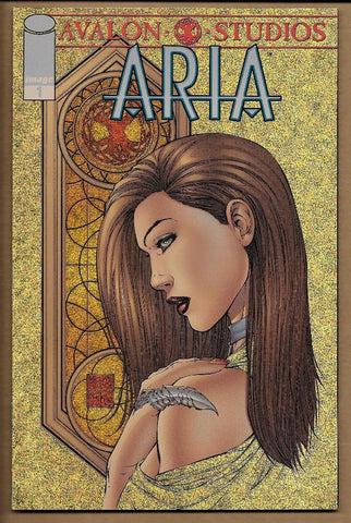 Aria #1 Gold Edition NM+