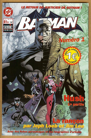 Batman #608 French RRP NM-/NM