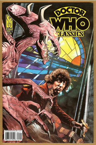 Doctor Who Classics #2 VF/NM