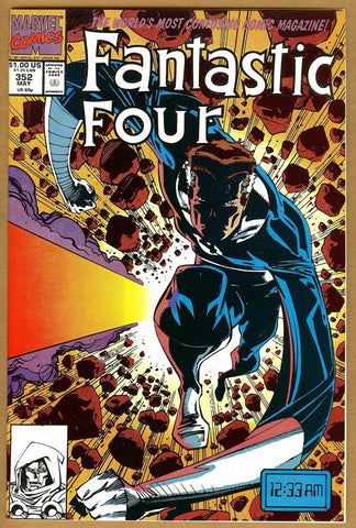Fantastic Four #352 NM-