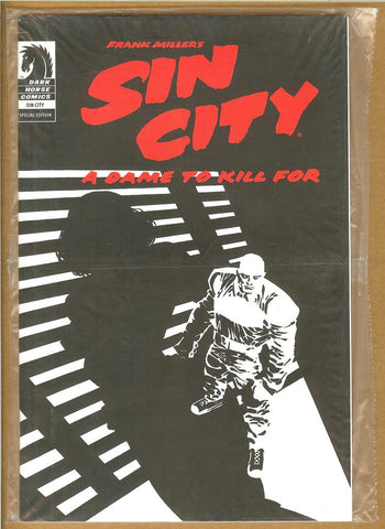 Sin City A Dame To Kill For #1 Special Edition NM+