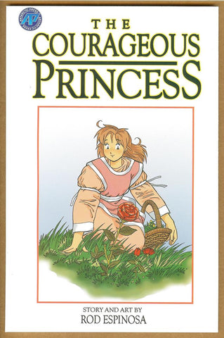 Courageous Princess GN NM