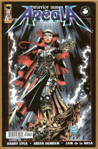 Warrior Nun Areala (1997) #1 NM