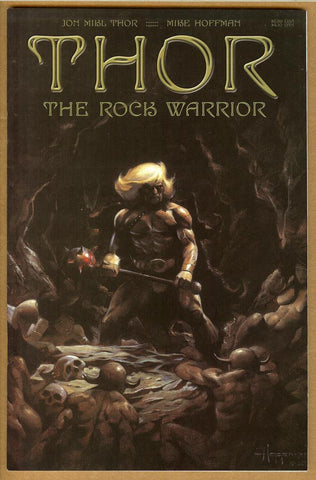 Thor the Rock Warrior #1 NM