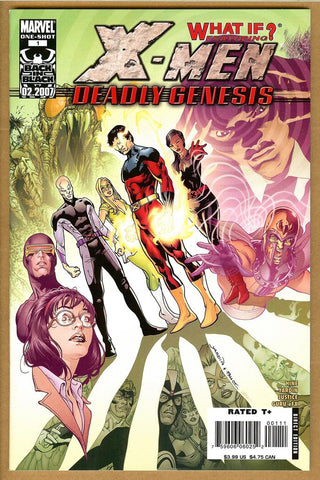 What If X-Men Deadly Genesis #1 NM