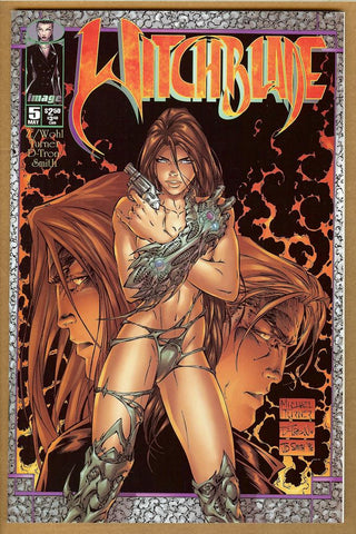 Witchblade #5 VF/NM