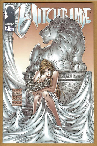 Witchblade #7 NM-