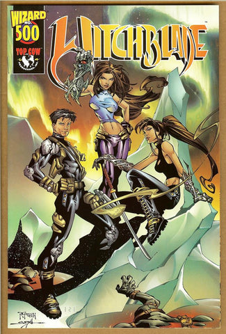 Witchblade Wizard #500 NM