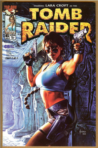 Tomb Raider #6 NM