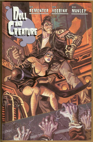 Doll and Creature GN NM