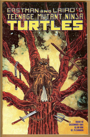 Teenage Mutant Ninja Turtles #42 NM