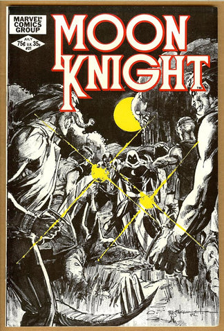 Moon Knight #21 VF/NM