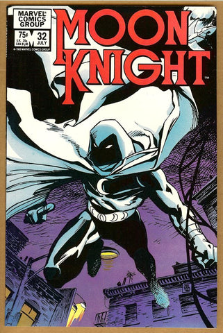 Moon Knight #32 VF/NM