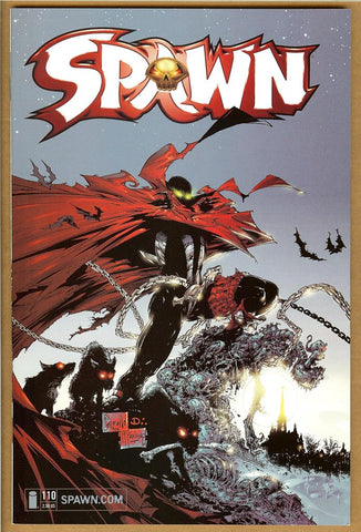Spawn #110 VF/NM