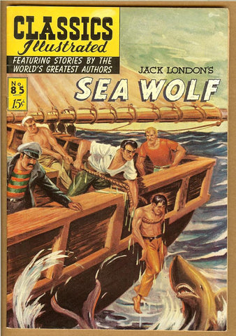 Classics Illustrated #085 VF