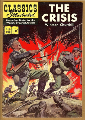 Classics Illustrated #145 Fine