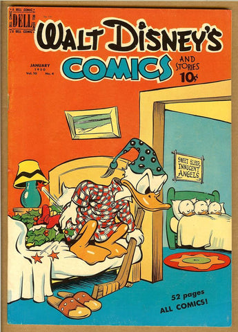 Walt Disney's Comics & Stories #112