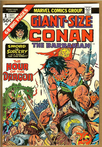Giant-Size Conan #1 VF/NM