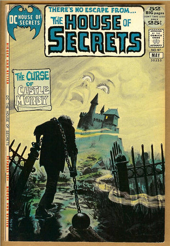 House of Secrets #097 VF+