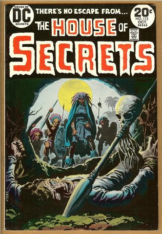 House of Secerets #112 VF-