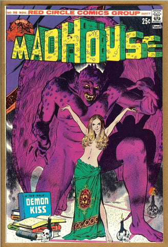 Madhouse #96 VF/NM