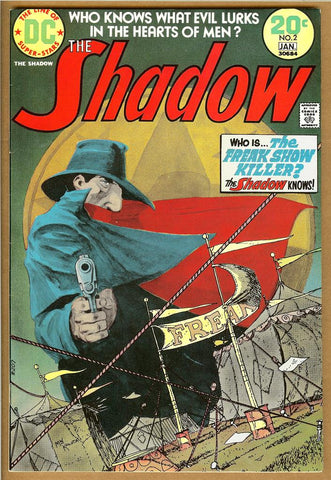 Shadow #2 VF/NM