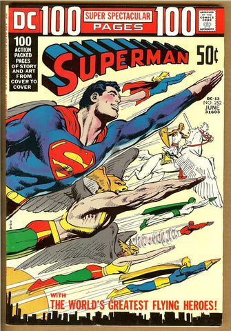 Superman #252 VF-