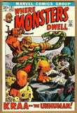 Where Monsters Dwell #15 VF