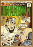 Adventures Into The Unknown #080 VF/VF+