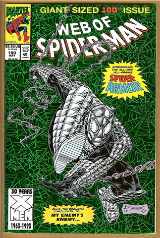Web of Spider-Man #100 VF/NM