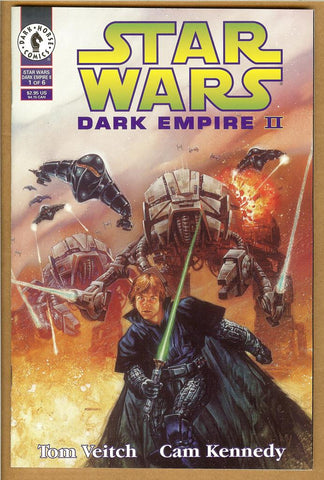 Star Wars Dark Empire II #1 NM-