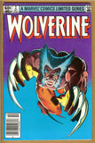 Wolverine Limited Series #1-4 Complete Set